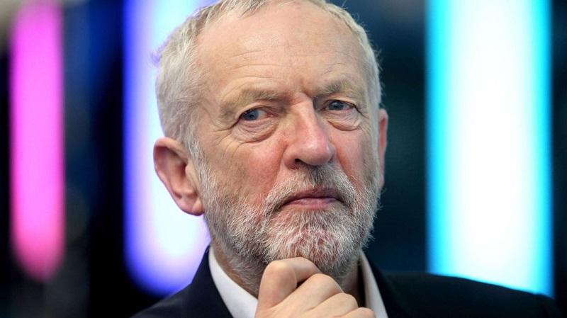 Jeremy Corbyn militante del partido Laborista