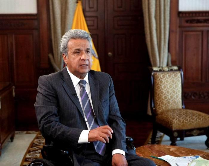 Ratifica Ecuador que no será garante de paz entre el ELN y Colombia