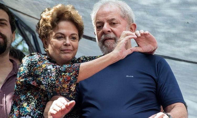 Dilma Rousseff visitará a Lula en Curitiba