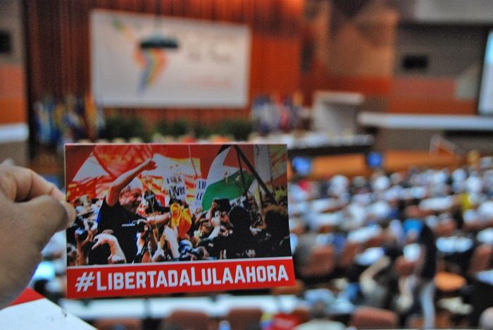 Jóvenes Latinoamericanos defienden sus derechos en Foro de Sao Paulo