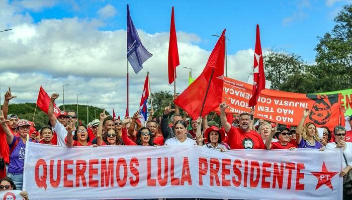 Devuelven a Lula derechos como expresidente. Foto: Ricardo Stuckert