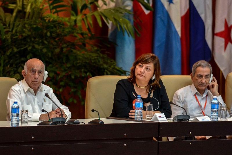 Un foro para construir la unidad de Latinoamérica (+Audio)