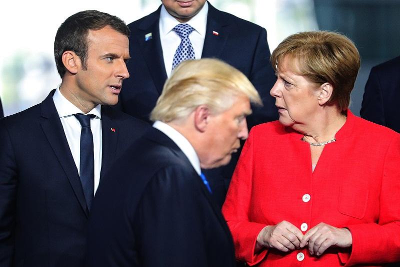Niega mandatario francés aumento del gasto militar de la OTAN