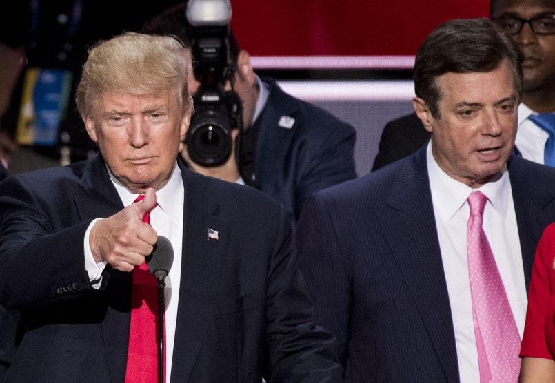 Irá a juicio exjefe de la campaña electoral de Trump