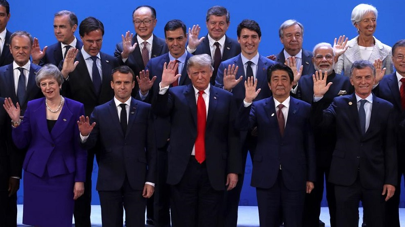 Sesiona en Buenos Aires la más conflictiva cumbre del G-20