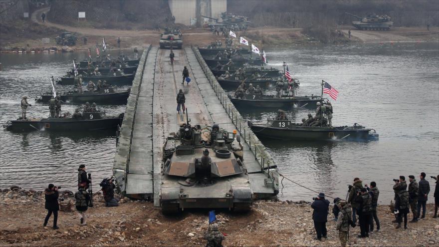 Buscará Corea del Sur mediar entre Estados Unidos y Corea del Norte