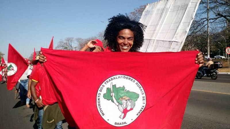 Marcha Nacional Lula Libre cierra cerco popular sobre Brasilia