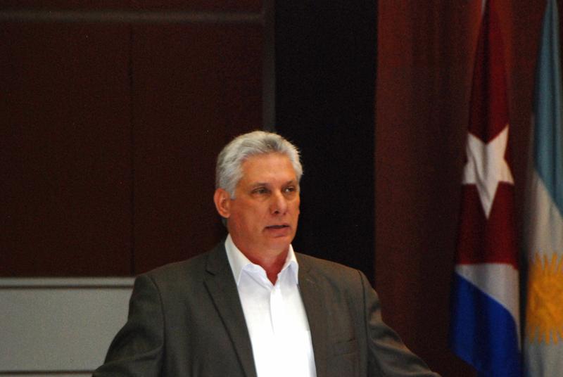 Miguel Diaz-Canel Reaffirms that Cuba will Not Shift towards Capitalis