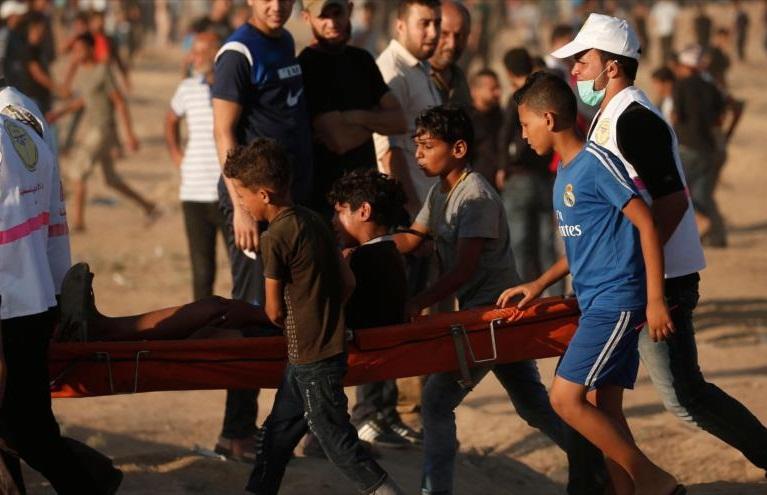 Mueren tres palestinos por la represión del ejército israelí