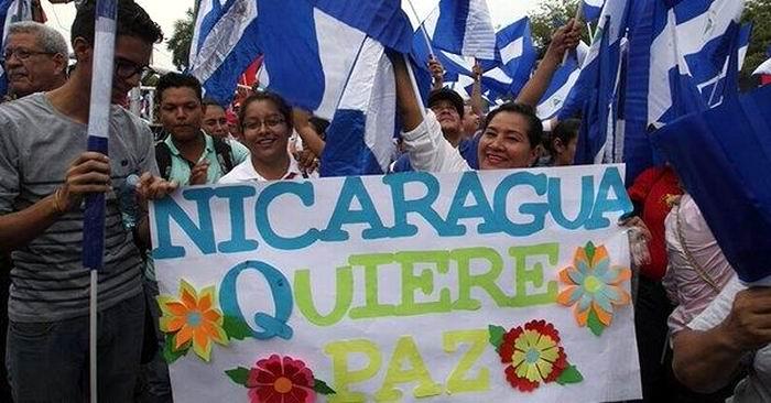 Reanudan Gobierno y la oposición nicaragüense mesa de diálogo