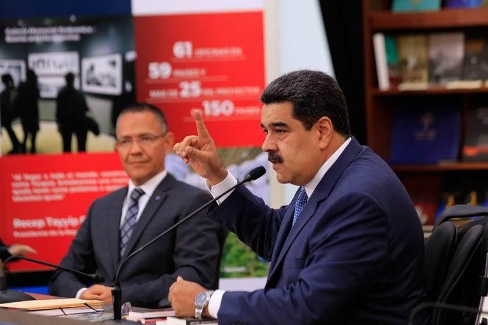 El Presidente de Venezuela, Nicolás Maduro, denunció que grupos irregulares provenientes de Colombia ocasionaron al menos 15 incidentes en la línea fronteriza
