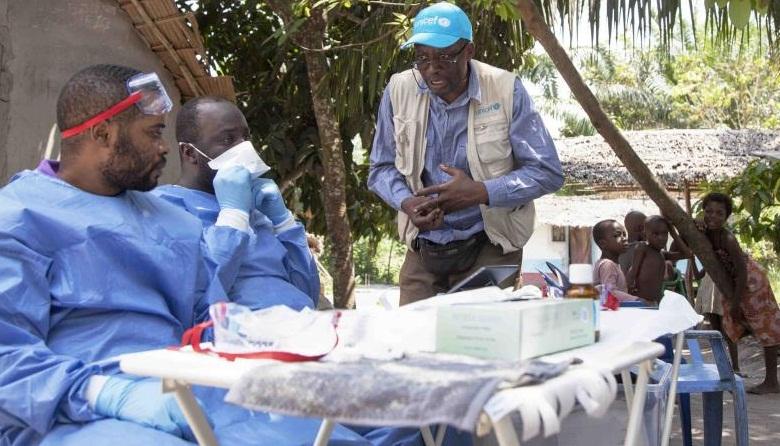 Asciende a 97 la cifra de personas muertas por el nuevo brote de ébola