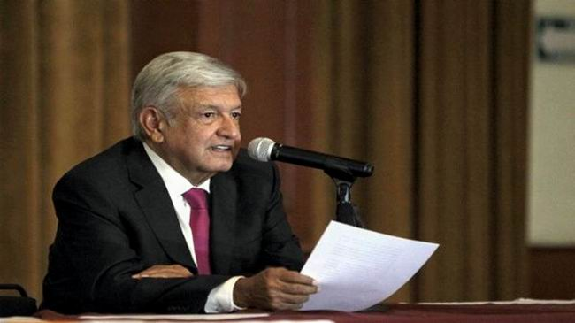 The Announcements by the Elected Mexican President