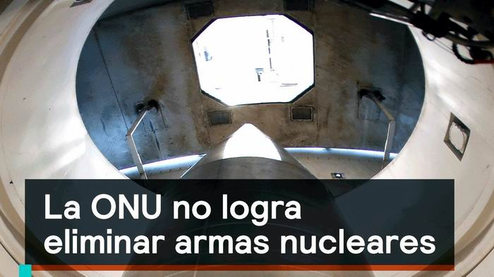ONU-Armas nucleares