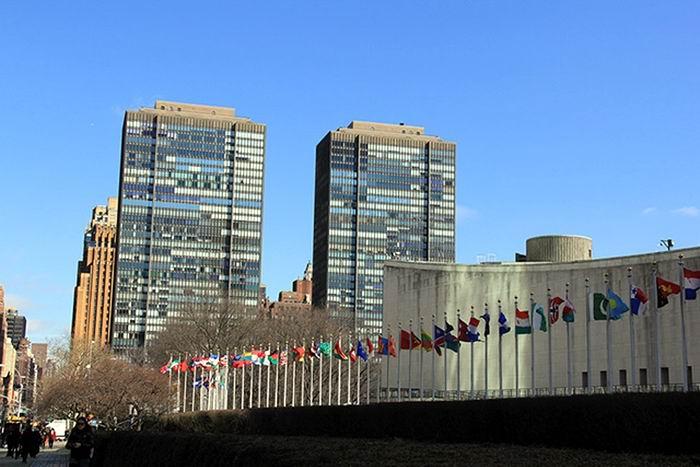 La ONU en Nueva York