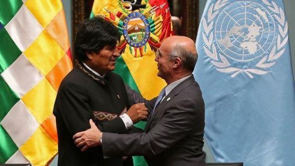 Naciones Unidas reconoce el derecho de los bolivianos a elegir