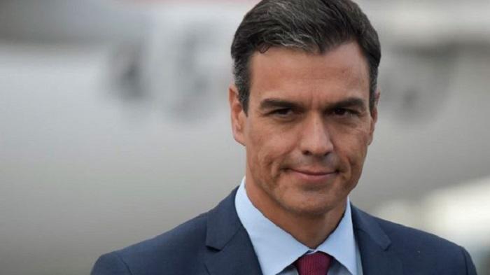 Pablo Sáchez, jefe de Gobierno español