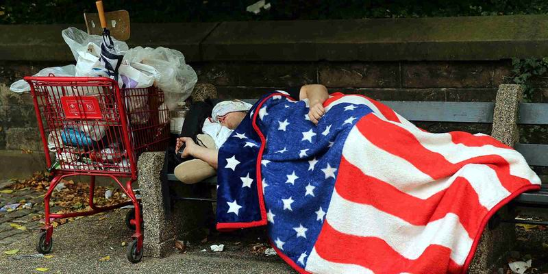 Millions of Families in the United States in Poverty