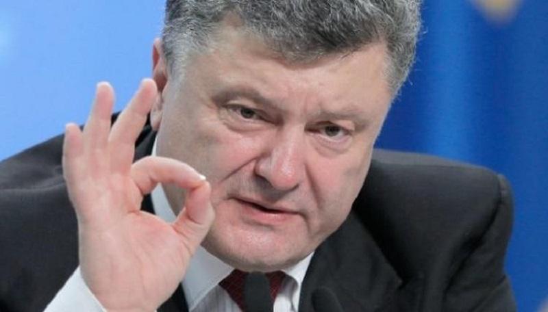 Piotr Poroshenko, presidente ucraniano