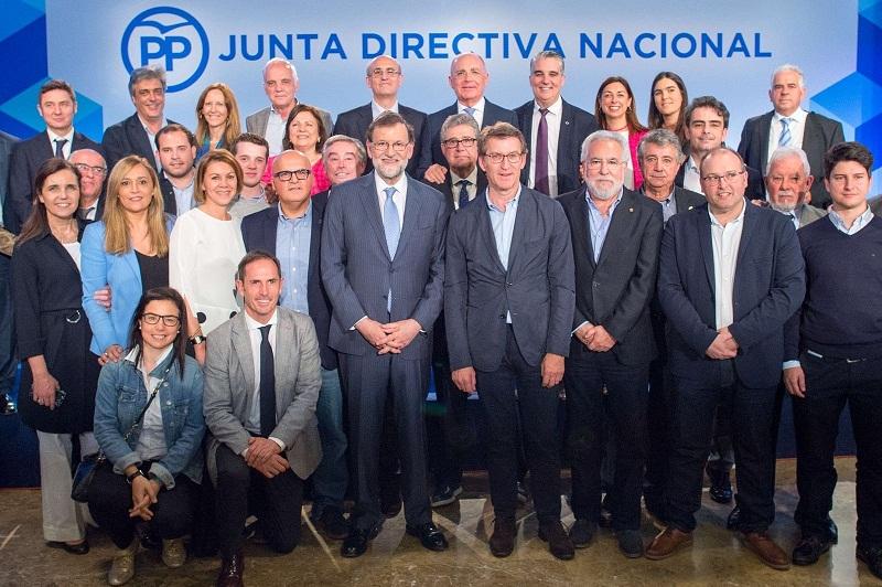 Elige Derecha española al sucesor de Mariano Rajoy