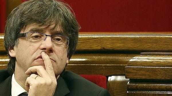 Solicita Alemania extradición de Puigdemont a España