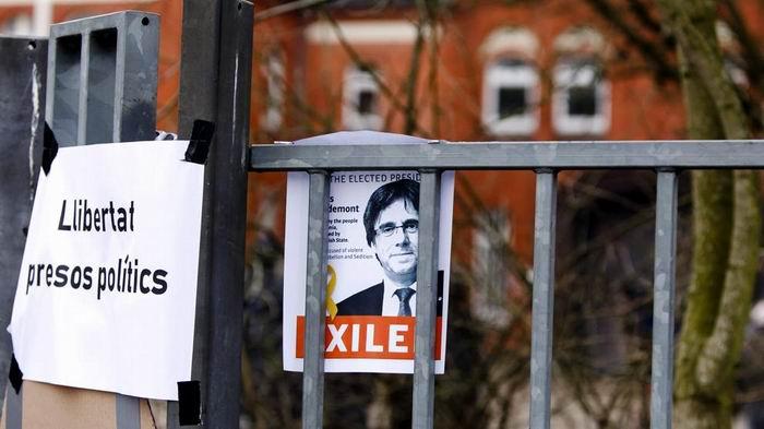 Analiza la justicia alemana caso de Puigdemont