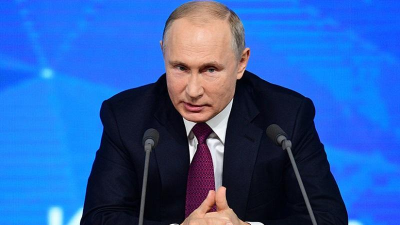 Russia open to dialogue, Putin Invites G7