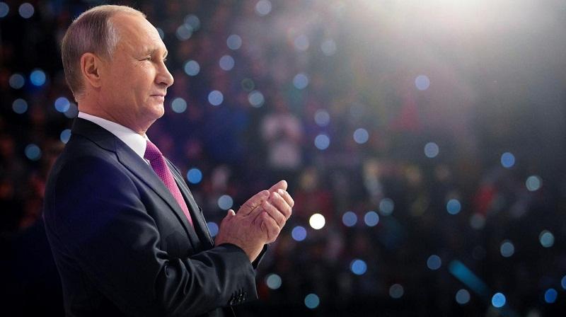 Declara Putin que el liderazgo de Occidente en el Mundo está llegando a su final