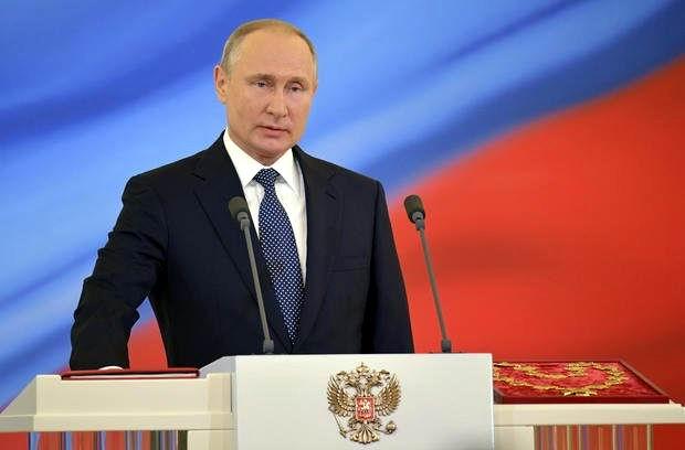 Rusia: más de 300 detenidos dejan protestan contra el presidente Putin