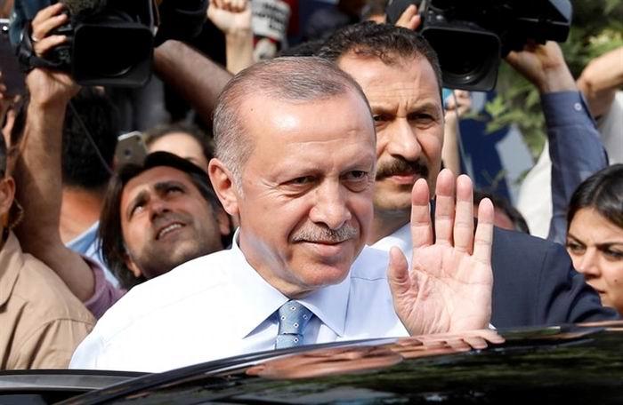 Consejo electoral turco anuncia oficialmente victoria de Erdogan