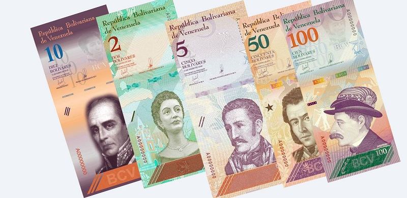 Entra en vigencia reconversión monetaria en Venezuela