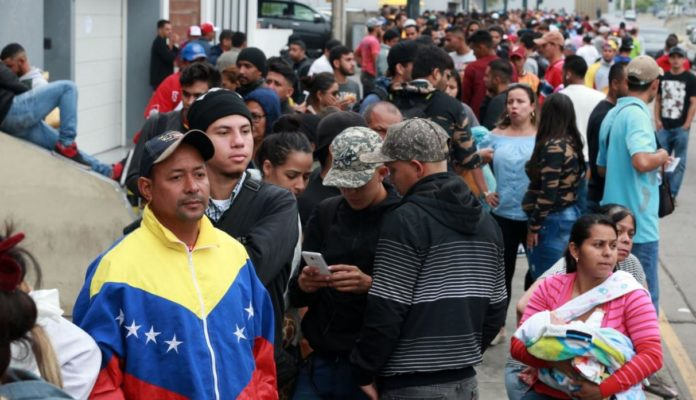 Repatriados unos 10 mil venezolanos gracias al Plan Vuelta a la Patria