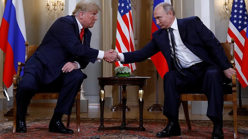 Putin y Trump