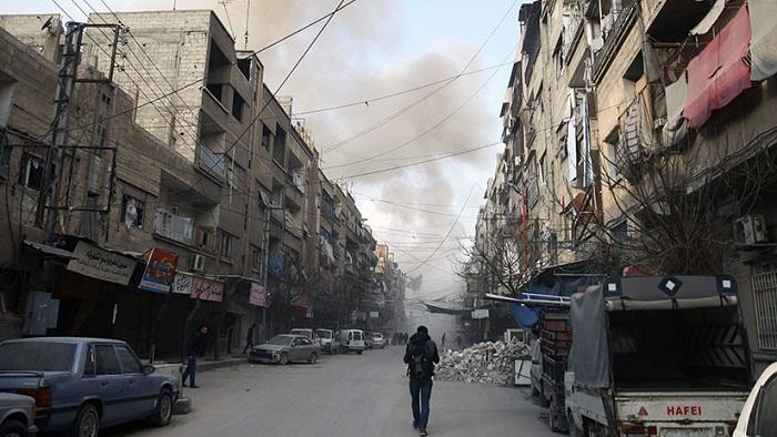 Cree Rusia que los terroristas preparan ataque químico en Siria