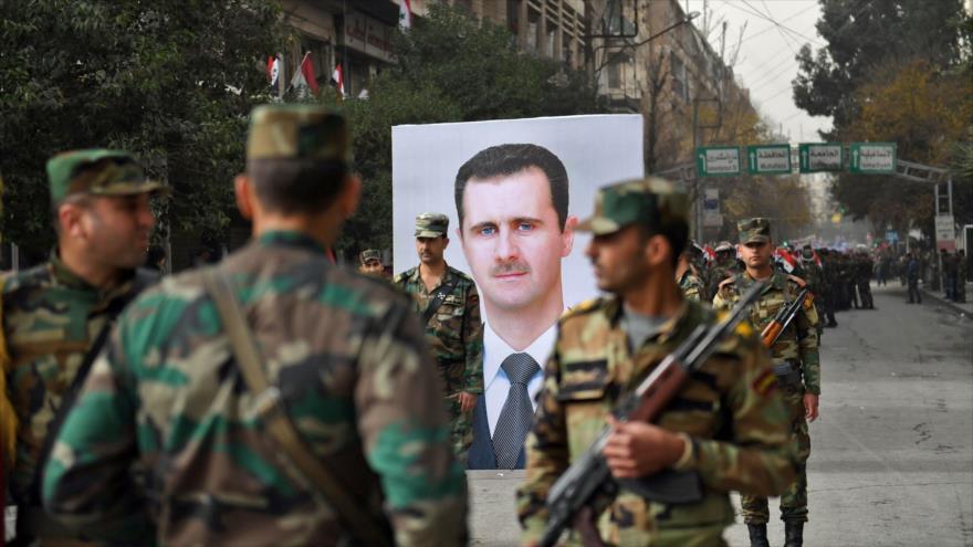 Recupera Siria control en Hama y Homs