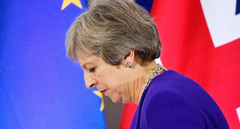 Rechazan por tercera vez los diputados pacto para salida del Brexit