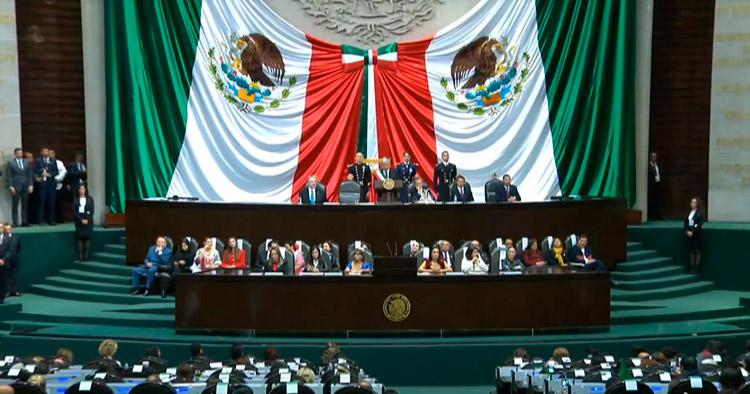 Andrés Manuel López Obrador toma posesión como Presidente de México