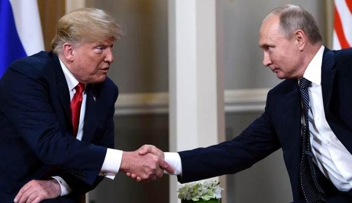 Se reunirán Putin y Trump en Helsinki