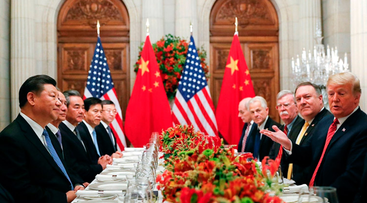 Xi Jiping y Trump pactan entendimiento entre China y Estados Unidos