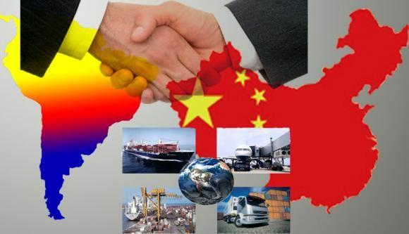 De China, América Latina y algo más