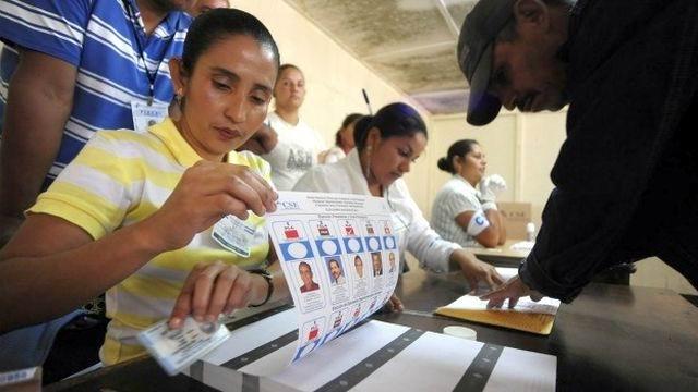 Nicaragua de elecciones