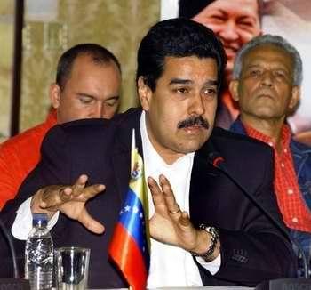 Nicolás Maduro, canciller de Venezuela emitió un comunicado en el que reitera su exigencia a la Corte para que aplique los principios de universalidad e imparcialidad