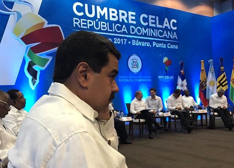 CELAC Summit rejects US decree against Venezuela
