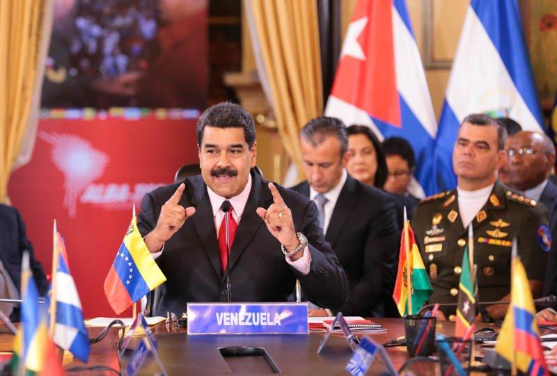 """Maduro: """"El desarrollo de un poder en América Latina es el único camino"""" (+Audios)"""