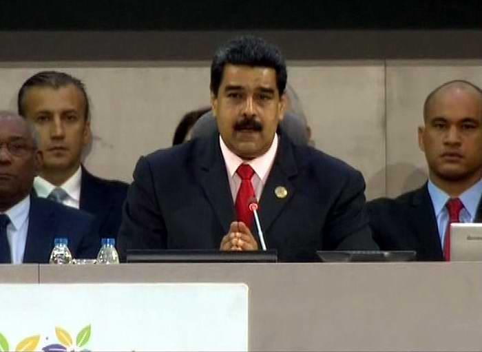 Asume Nicolás Maduro presidencia pro témpore del MNOAL