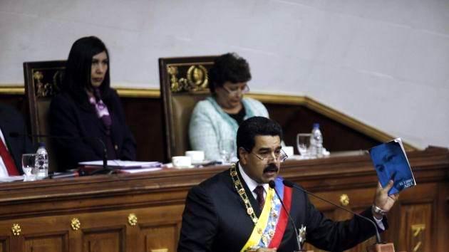 Presidente Maduro: Nos hemos empe�ado en construir una democracia con amplias libertades (+ Audio)