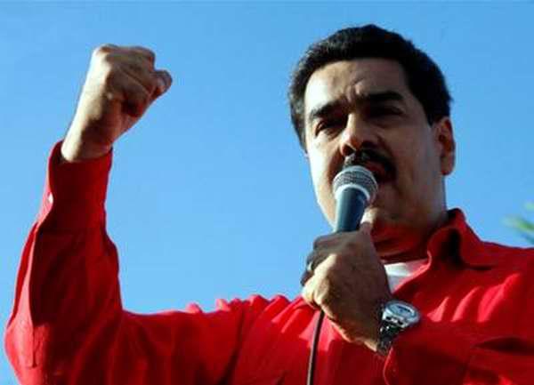 Agradece Presidente de Venezuela respaldo de Cuba ante amenaza imperial