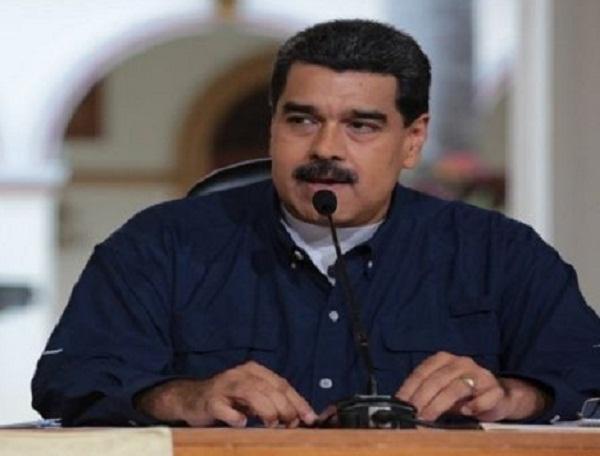 Nicolás Maduro: Las sanciones de Estados Unidos violan la legalidad internacional (+Audio)