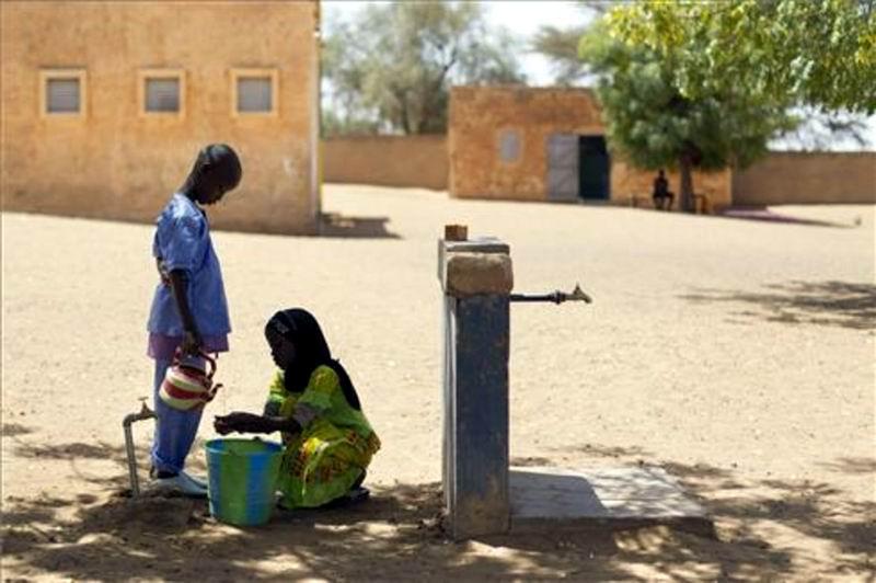 Una de cada cinco niñas en el mundo no va a la escuela