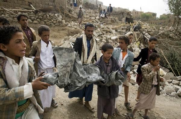 Around Ten Thousand People Dead in Yemen